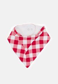 Cotton On - BANDANA BIB 3 PACK UNISEX - Foulard - lucky red/red orange mix - 3