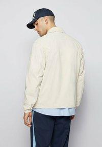 BOSS - Summer jacket - light beige - 2