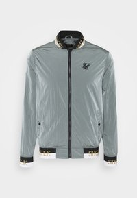 SIKSILK - CRUSHED DELUXE COLLECTION - Bomber bunda - grey - 3
