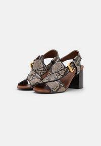 See by Chloé - HELLA - Sandals - grey - 2