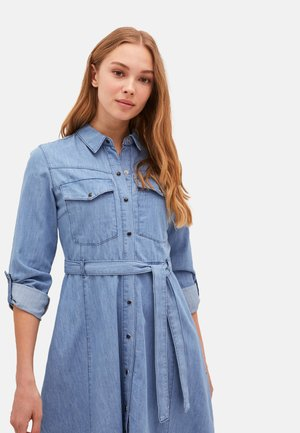 JEANSKLEID - Denim dress - indigo