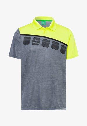 5-C POLOSHIRT KINDER - Poloshirt - grey/green