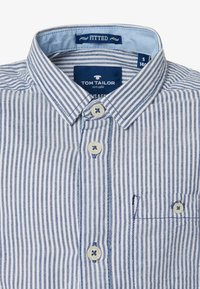 TOM TAILOR - Shirt - blue - 2