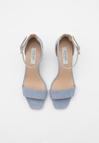 Steven New York - JUDY - Sandals - light blue - 5