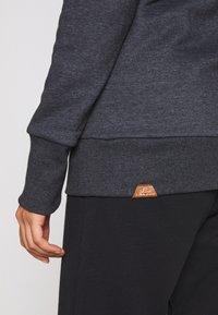 Ragwear - GRIPY BOLD - Sweat à capuche - black - 6