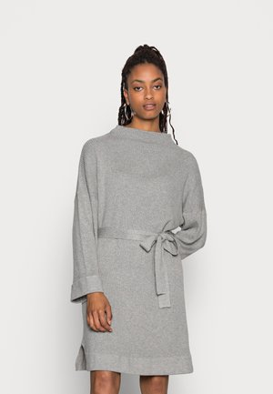 NATA DRESS - Jumper dress - grau