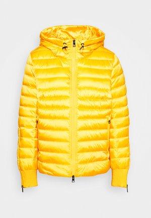 Summer jacket - honey mustard