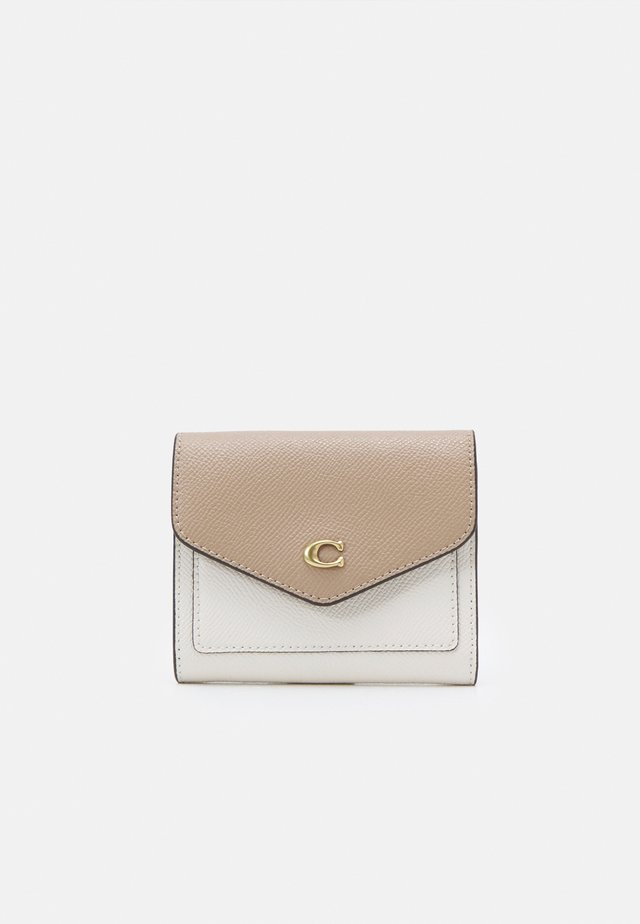 WYN SMALL WALLET - Portefeuille - chalk/taupe