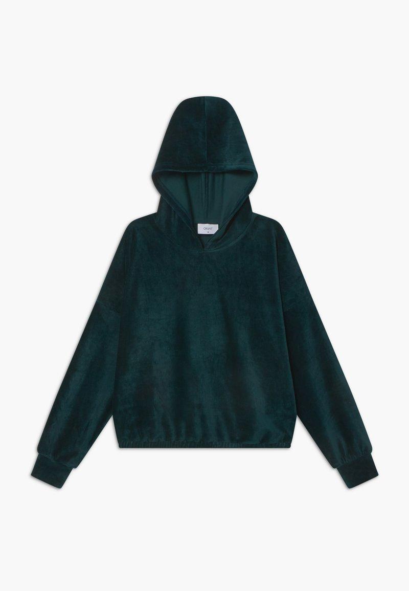 Grunt - DEBORA HOODIS - Hoodie - green glow