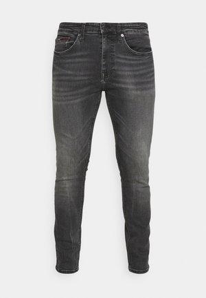 AUSTIN SLIM TAPERED - Jeans Tapered Fit - grey denim