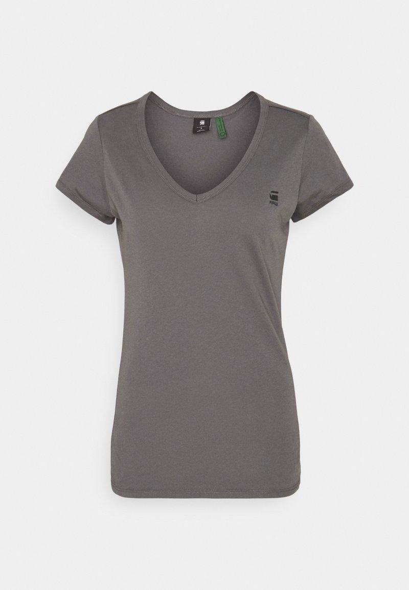 G-Star - EYBEN SLIM - Print T-shirt - magna