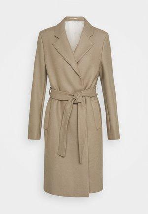KAYA COAT - Classic coat - grey taupe