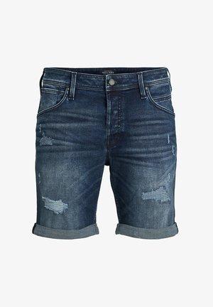 JEANSSHORTS RICK FOX GE 058 - Denim shorts - blue denim