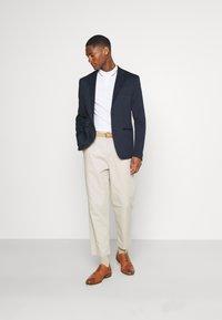 TOM TAILOR DENIM - Polo shirt - white - 1