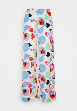 FREYA PRINT TROUSER - Trousers - multi
