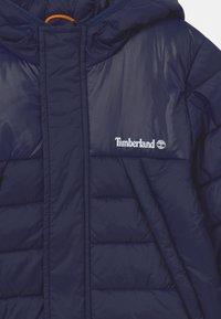Timberland - PUFFER JACKET - Winter jacket - navy - 2