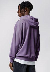 Tigha - Hoodie - vintage lilac - 2