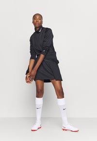 Nike Performance - FC DRESS - Sports dress - black/white - 1