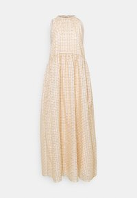 Selected Femme - SLFDOSKY MAXI DRESS  - Cocktail dress / Party dress - white - 6