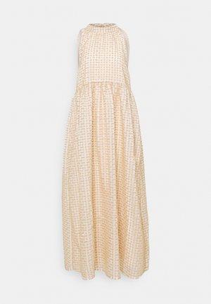 SLFDOSKY MAXI DRESS  - Koktejlové šaty/ šaty na párty - white
