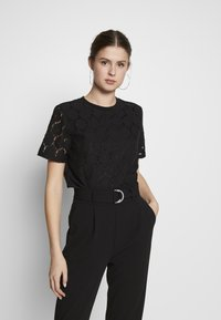 ONLY Tall - ONLNORA BLOUSE - Blouse - black - 0