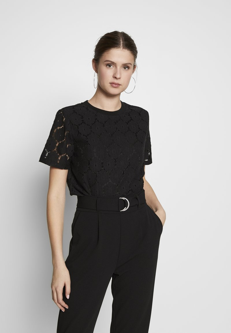 ONLY Tall - ONLNORA BLOUSE - Blouse - black