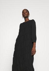 Second Female - MAZLA DRESS - Denní šaty - black - 3
