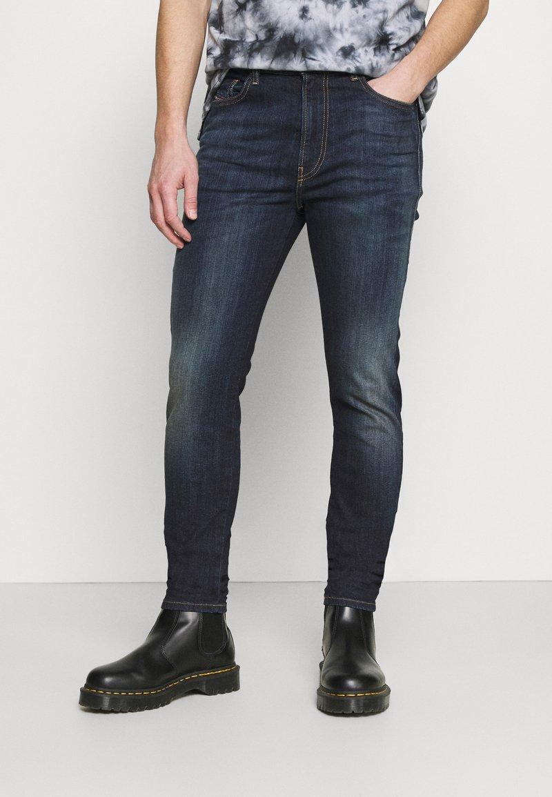 Diesel - D-AMNY-Y - Jeans slim fit - dark blue