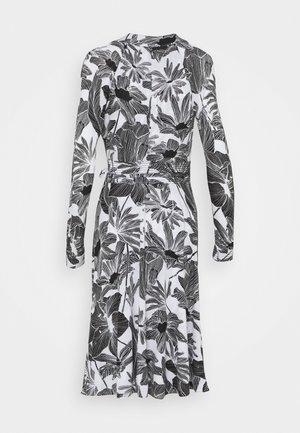KARINA - Jersey dress - ivory