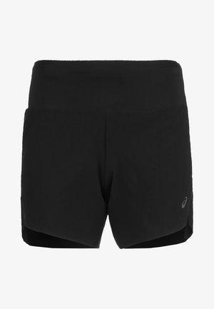 Pantaloncini sportivi - performance black