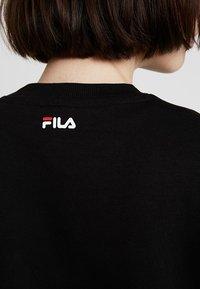 Fila - PURE CREW - Bluza - black - 5
