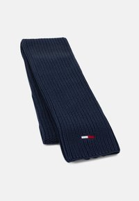 Tommy Jeans - BASIC FLAG SCARF - Sciarpa - blue - 0