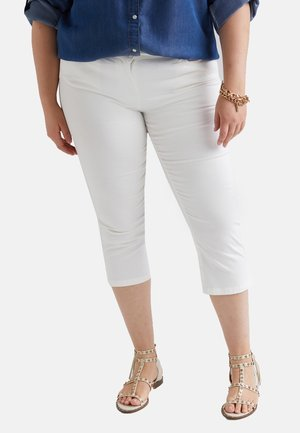 Pantalones - bianco