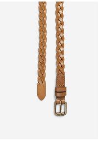 Marc O'Polo - Belt - caramel brown - 2