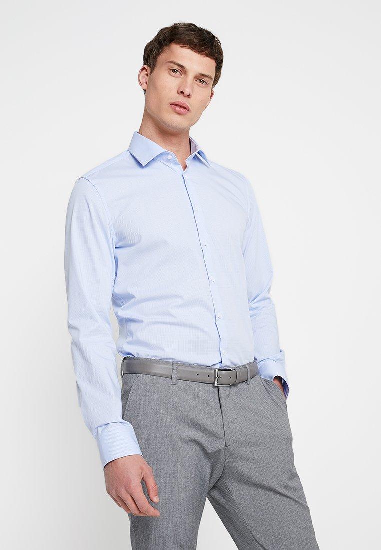 Seidensticker - SLIM FIT - Shirt - blau
