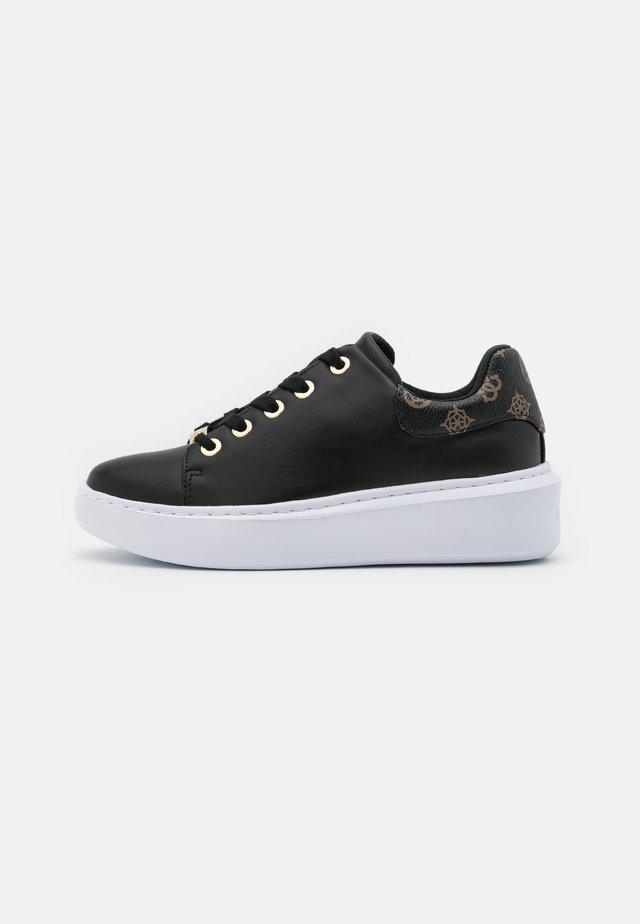 BRADLY - Sneakers laag - black