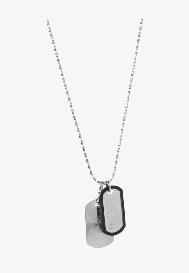 Collier - silver-coloured