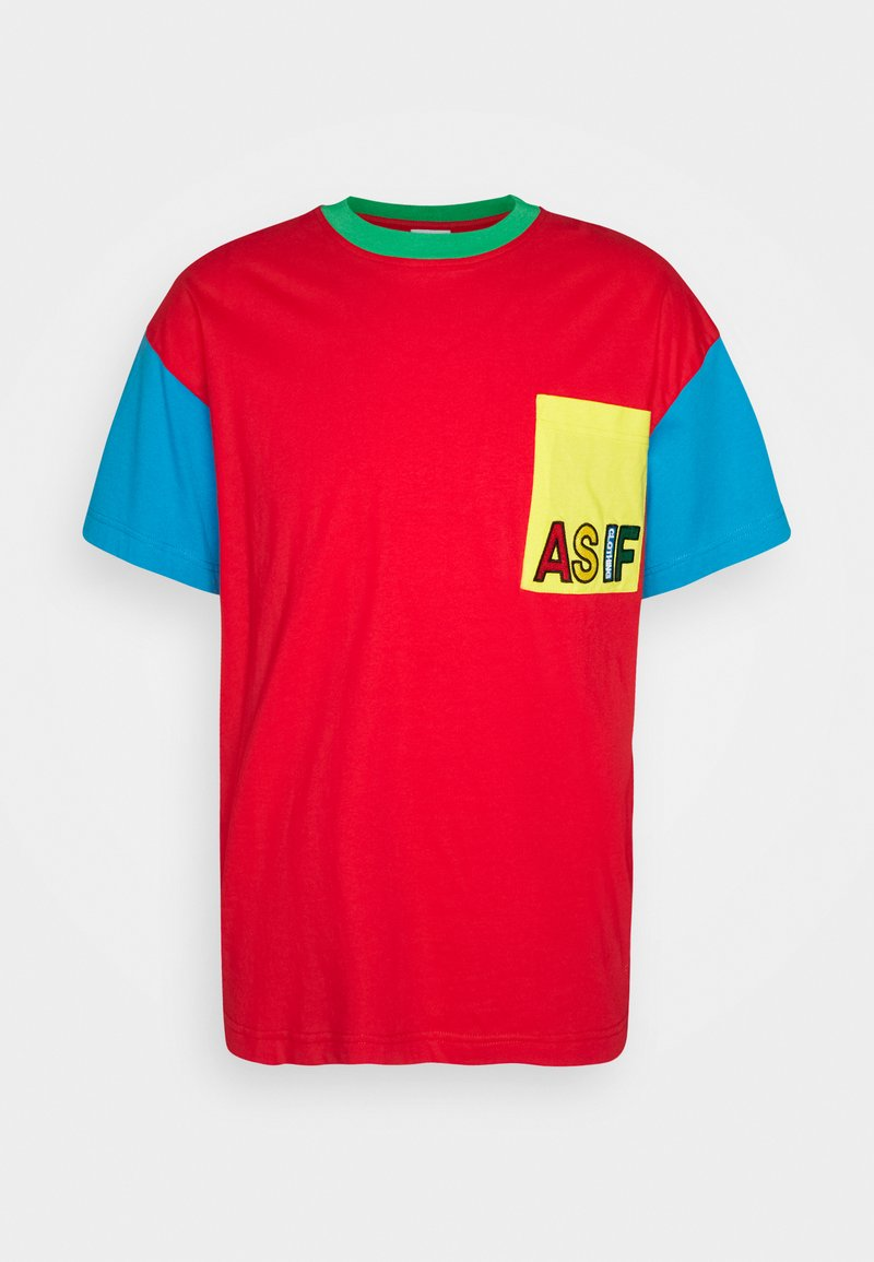 AS IF Clothing - UNISEX  - T-shirts - multicolor