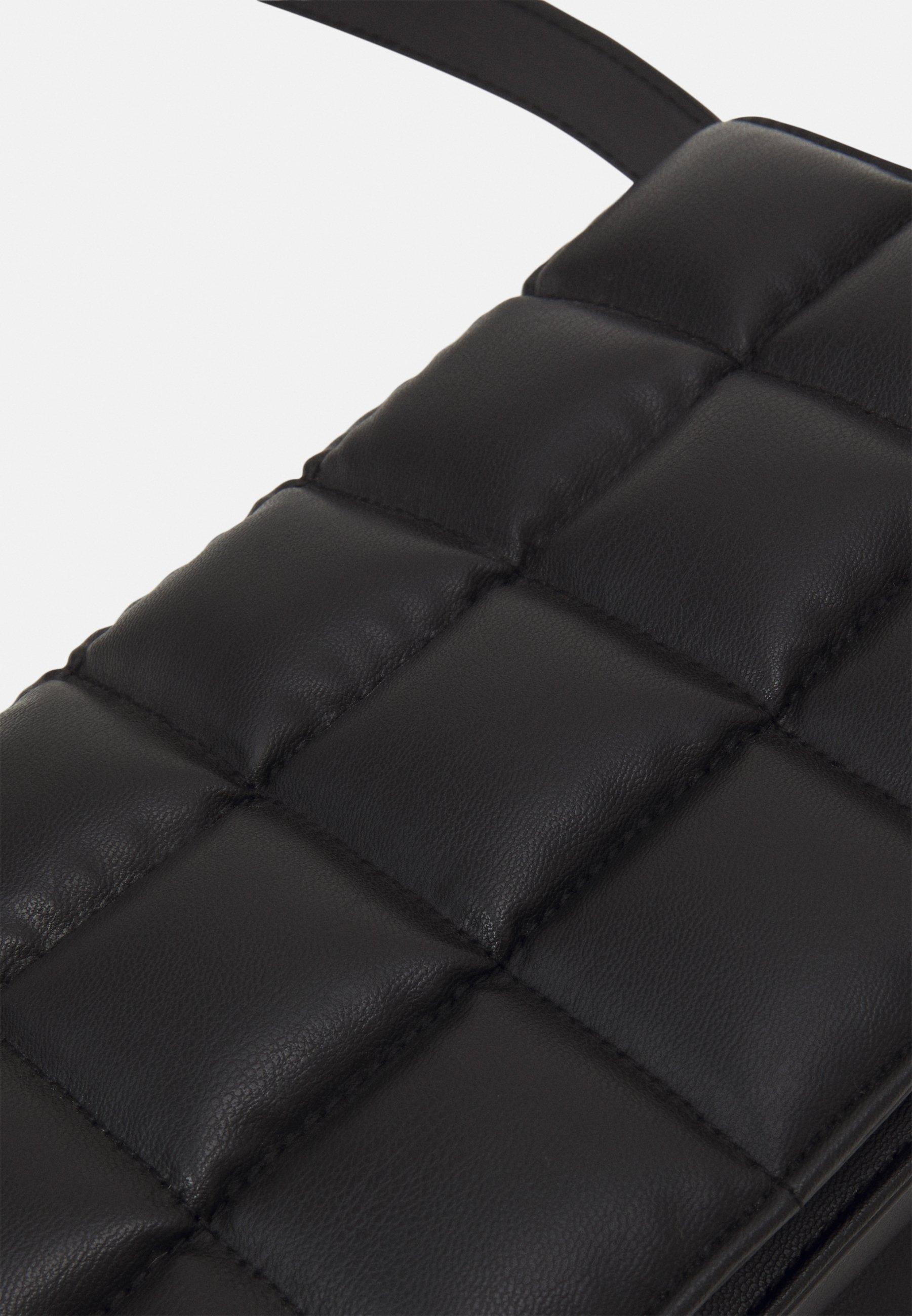 Monki Bobbie Bag - Umhängetasche Black Dark/schwarz