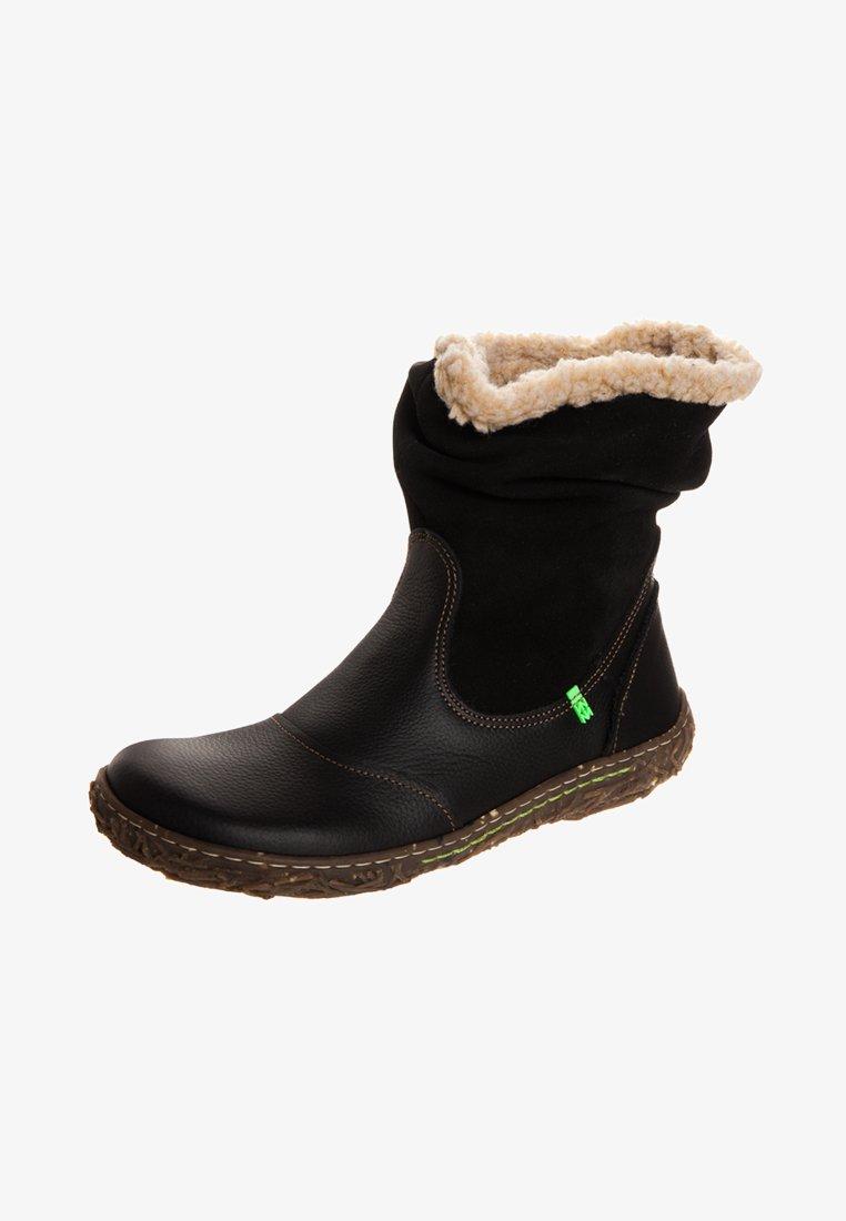 El Naturalista - NIDO - Classic ankle boots - black