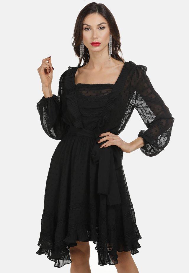 Vestito elegante - schwarz