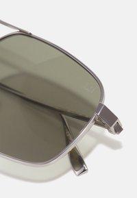 Dunhill - Sunglasses - silver-coloured/green - 2