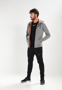 Nike Performance - PRO COMPRESSION - Tílko - black/white/white - 1