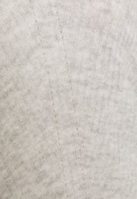 Pieces Curve - PCSUNNY NECK - Jumper - light grey melange - 2