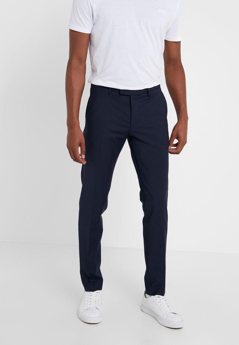 DRYKORN - PIET - Suit trousers - blue
