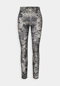 LUX BOLD MODERN - Leggings - grey