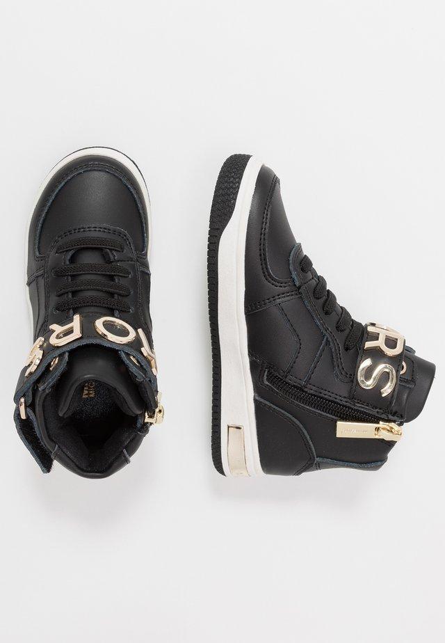 ZIA TATUM EDYN - Sneakers alte - black