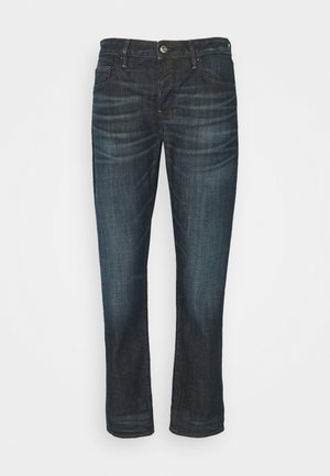 KATE BOYFRIEND - Relaxed fit jeans - antic regal marine