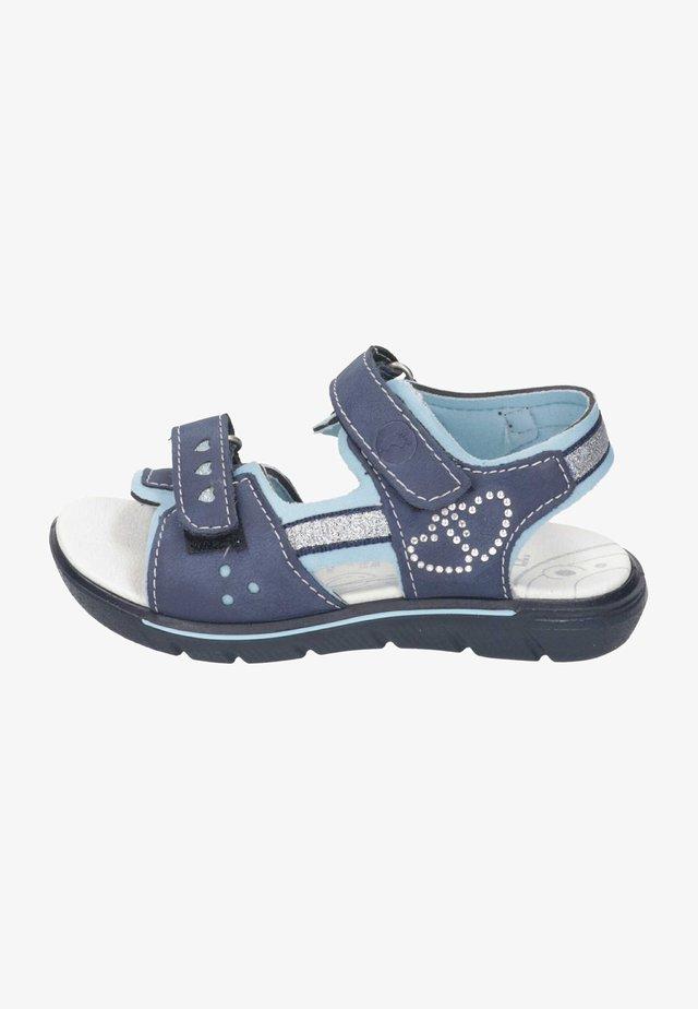 Walking sandals - nautic/turquoise