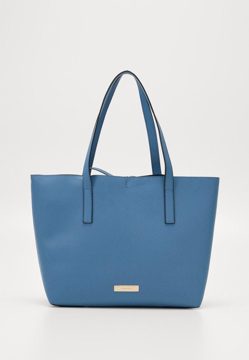 Anna Field - Handtas - light blue